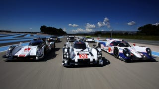 FIA WEC is on Now!