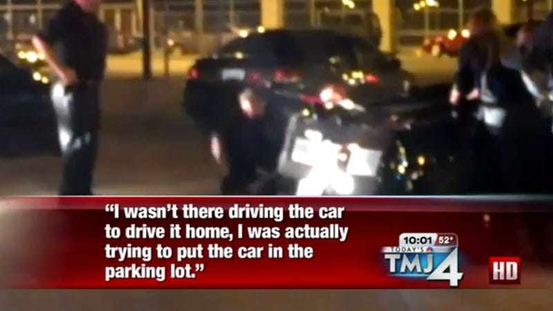 Watch Cops Punch A Drunk Lamborghini Driver In The Head