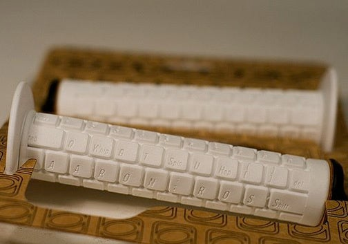 Odyssey Keyboard Grips Combine Love Of Biking, Efficient Text Input