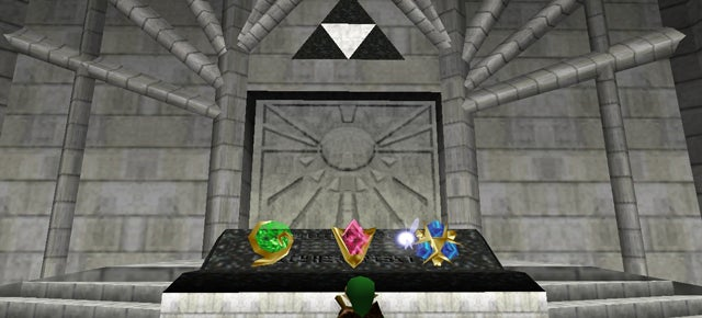 Zelda's Temple of Time, Rebuilt in Unreal Engine 4