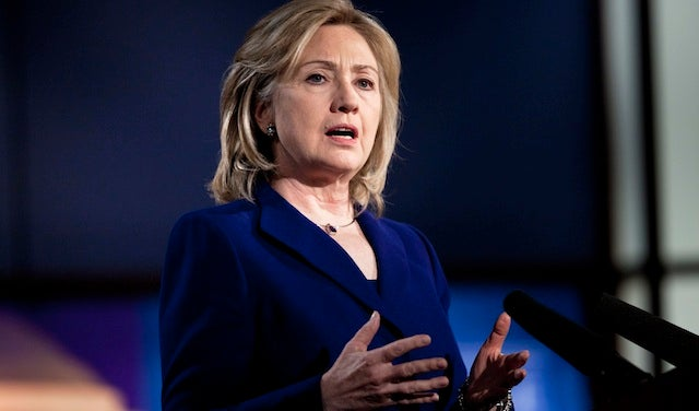 How Hillary Clinton Sells Her Pro-Women Agenda