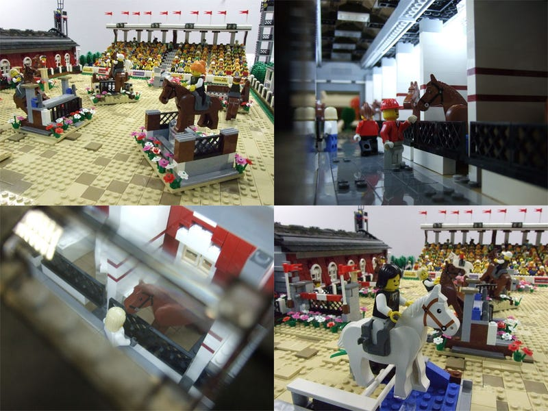 Lego Beijing Olympics Doesn't Include Tibetan Monk Minifigs