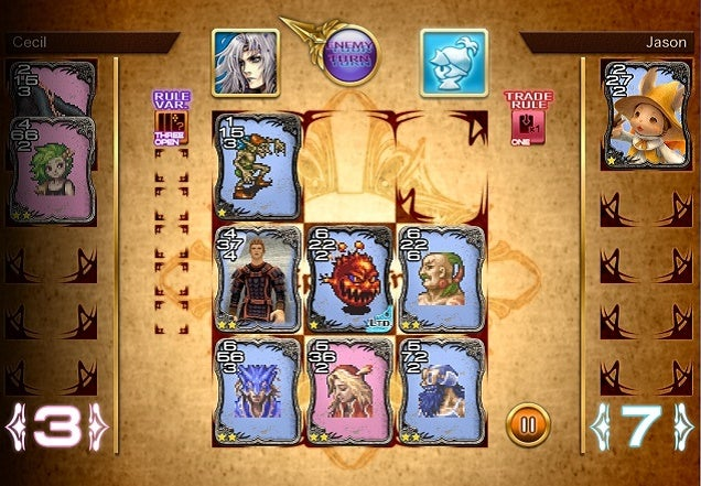 Triple Triad Screenshot #2