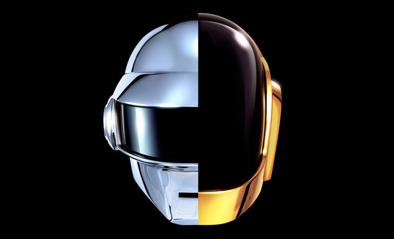 Daft Punk hasn't had a good album in 12 years, but we still love them because we love science fiction