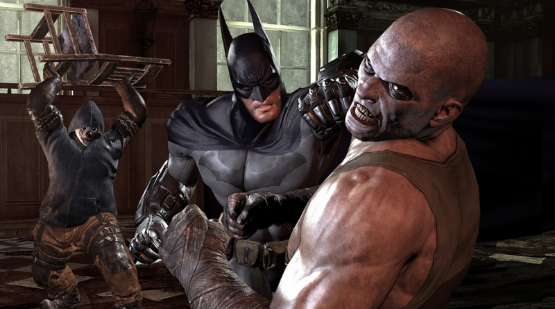 Boy Goes Black Friday Shopping For Batman Game, Gets Punch in Face Instead