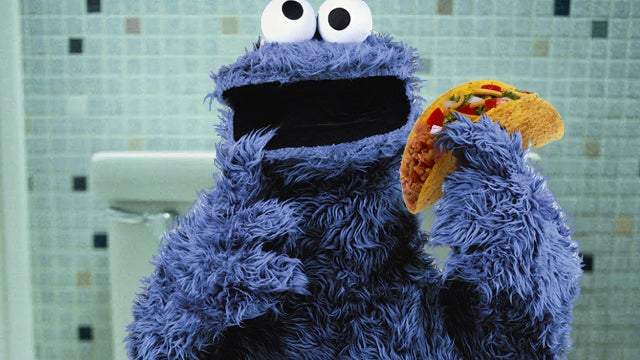 The Name Of The Year Bracket Is Out! Taco Monster Says NOM NOM NOM NOM