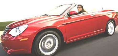 """Clarkson Drives Sebring Convertible, Declares It """"Worst Car In The Entire World"""""""
