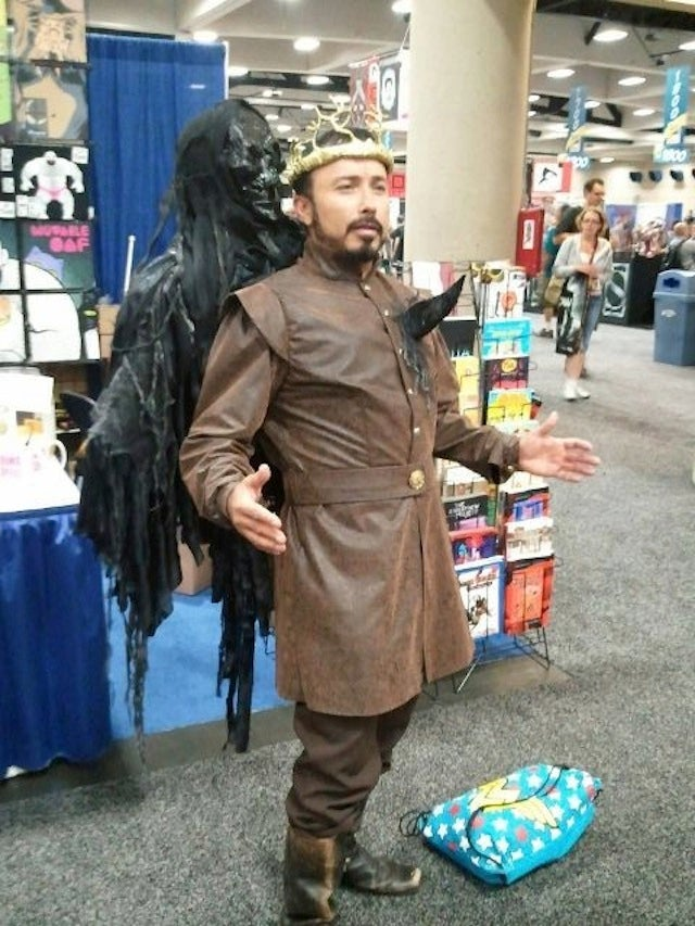 Quite Possibly The World's Greatest Game of Thrones Cosplay