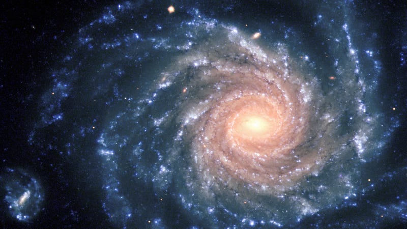 Behold a galaxy twice the size of the Milky Way!