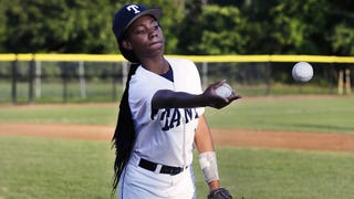 Kickass Girl Pitches Shutout In Little League World Series