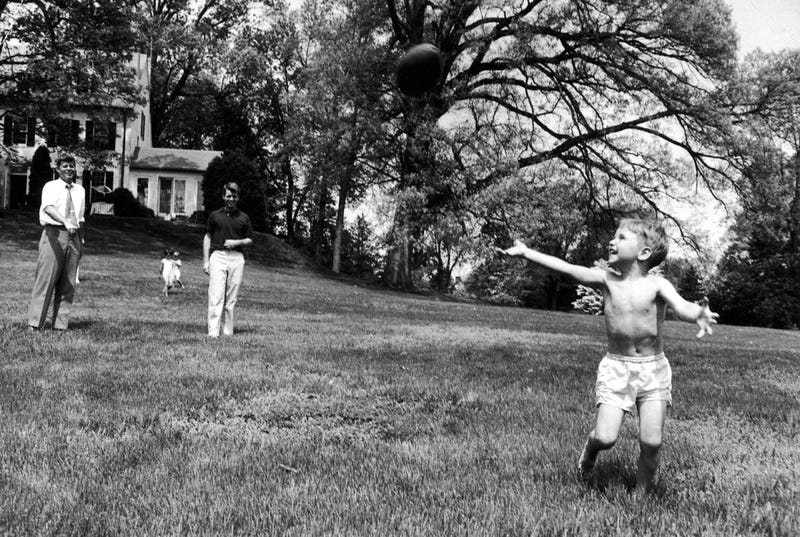 The Kennedys And Their Goddamn Football, Fer Chrissake