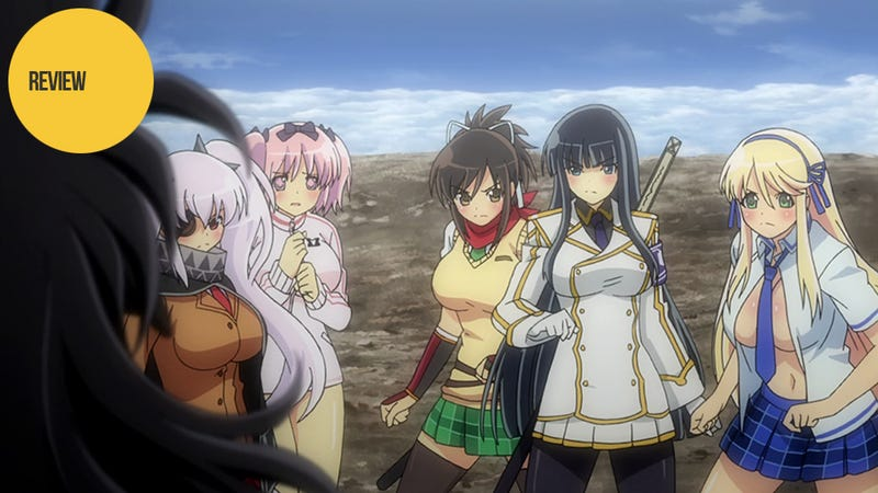 Senran Kagura is the Most Embarrassing Anime I Have Ever Watched