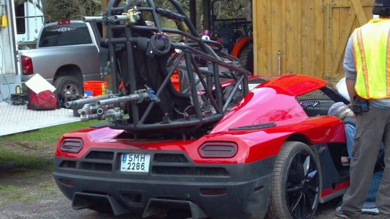 The Hypercars In The Need For Speed Movie Are Probably Replicas