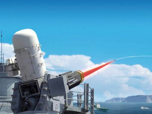 Raytheon Invents An Airplane-Killing Laser Death Ray