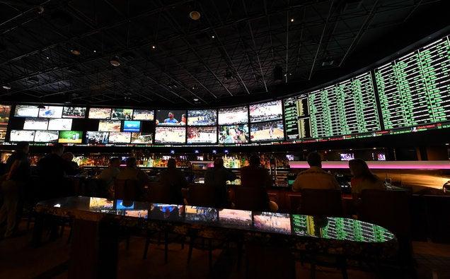 sports betting mutual fund