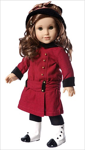 Meet The Newest American Girl