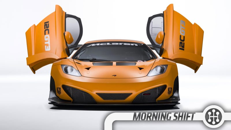 McLaren's Racing In The U.S.A. Again