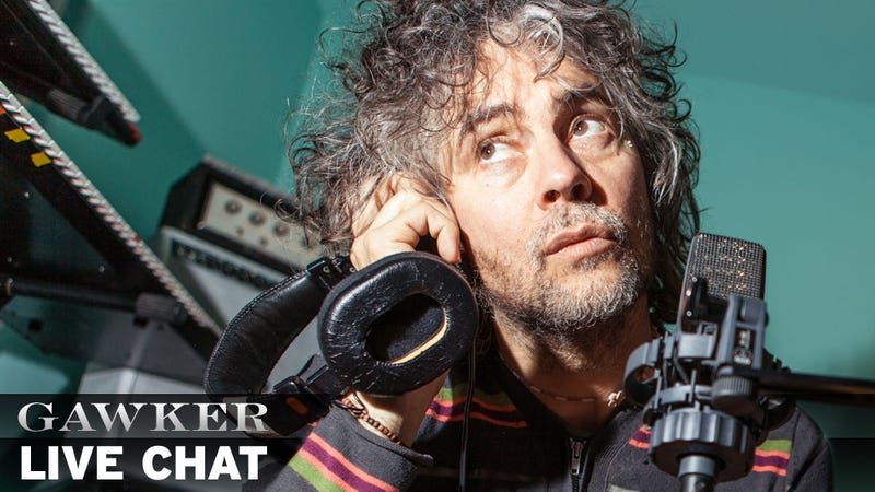 A Discussion with the Flaming Lips' Wayne Coyne