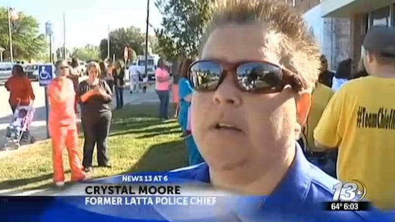 Mayor Who Fired Lesbian Police Chief Caught on Tape in Homophobic Rant
