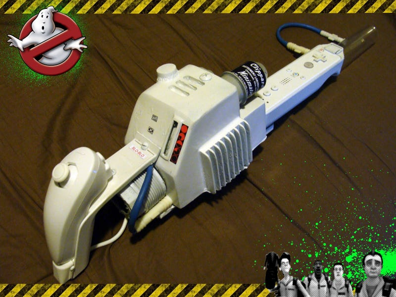 The Ghostbusters Peripheral We Should Have Had