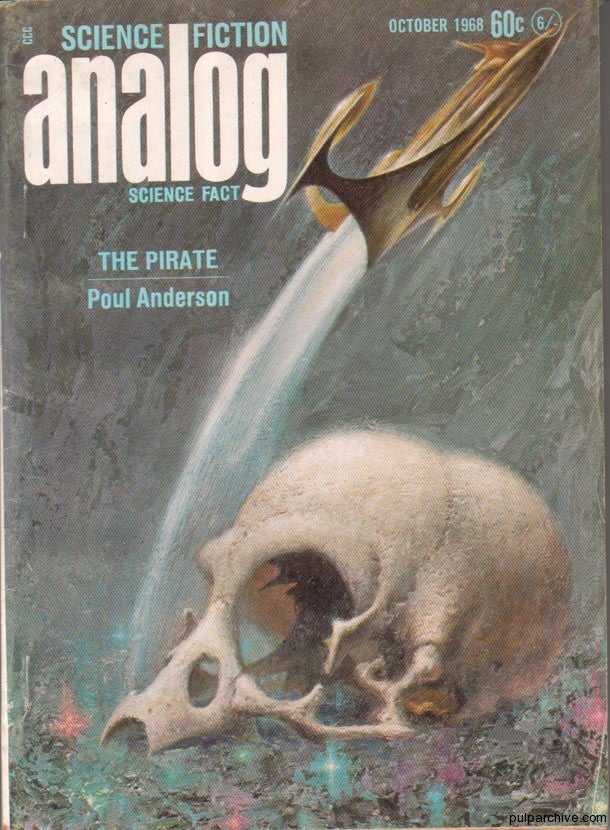 Why is this otter playing a vuvuzela? A treasure trove of pulp science fiction covers