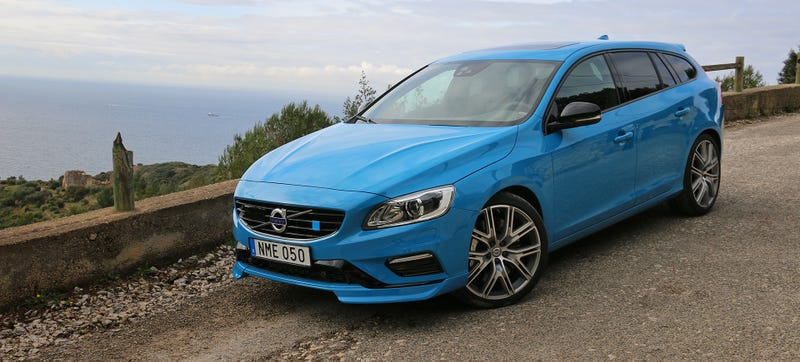 the 2017 volvo v60 and s60 polestar are fun enough to be the perfect fast family cars. Black Bedroom Furniture Sets. Home Design Ideas