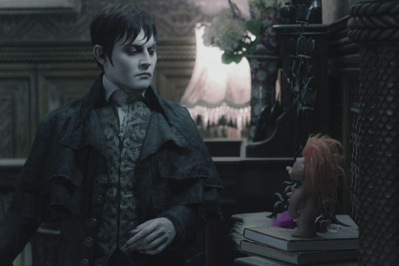 Dark Shadows could make all other vampire movies obsolete