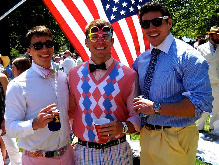 Brooks Brothers Inadvertently Reveals America's Whitest Colleges