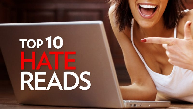 The Top 10 Sites for Hate-Reading