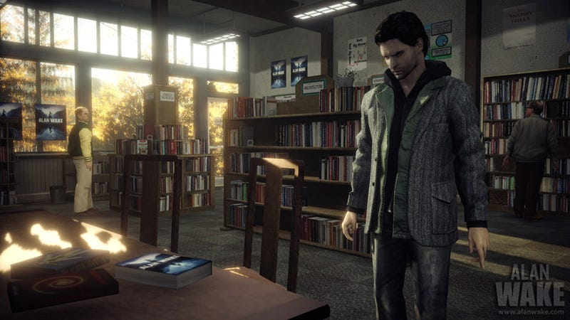 Alan Wake Shows Signs of Life