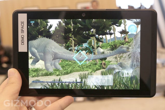 Hands-On: Google's Project Tango Is Now Sized for Smartphones