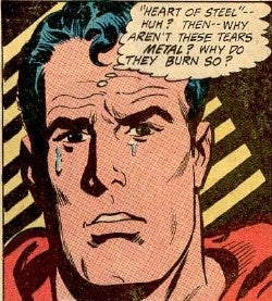 Superman Cannot Save the Planet This Time