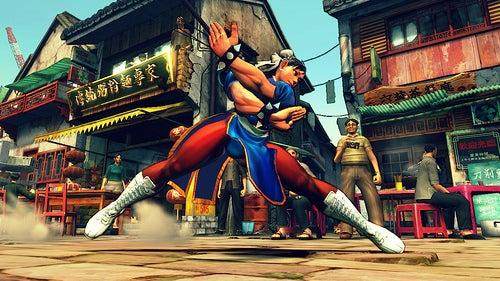 PlayStation Dominates Street Fighter Club Round 3