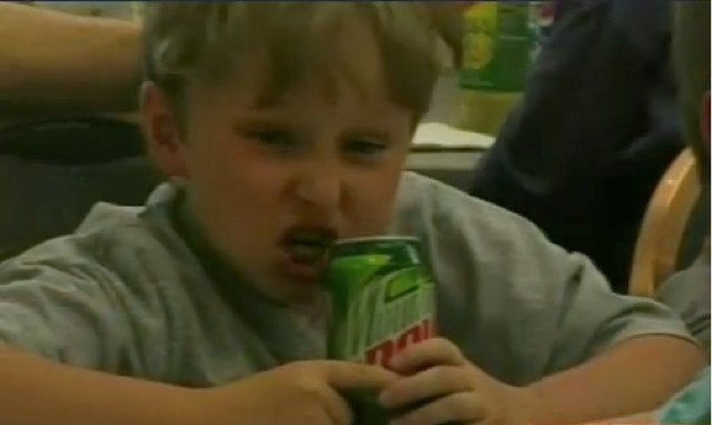 School Agrees to Stop Pumping Kids Full Of Mountain Dew Before Tests