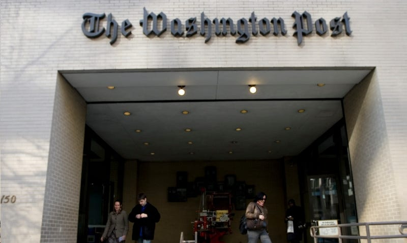 How to Get Fired From the Washington Post