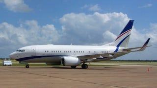 Plane Porn - Inside Hyundai's Boeing 737 Business Jet