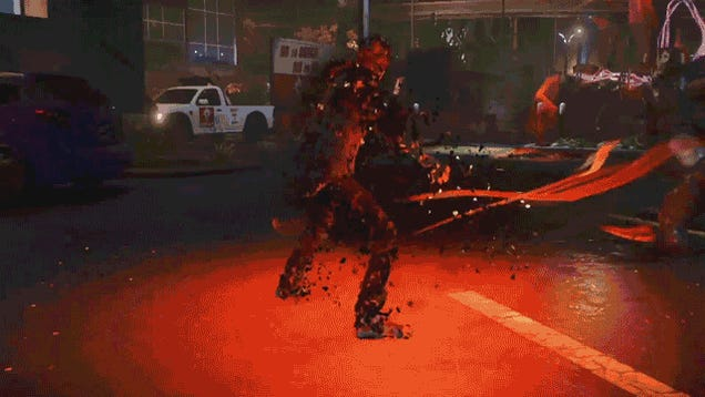 Eight Minutes Of New Footage From Infamous: Second Son