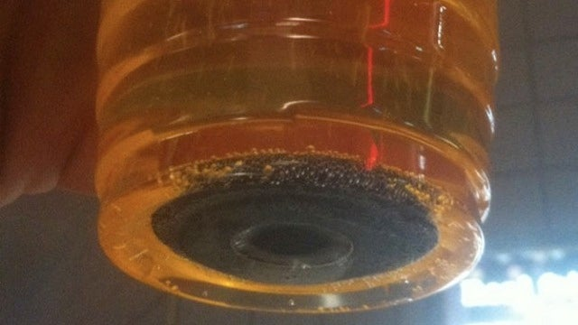 How the Amazing Beer That Pours From the Bottom of the Glass Works