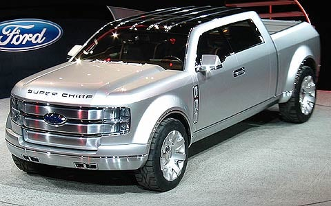 What To Expect From The 2009 Ford F-150