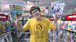 Weird Al the Comic Book Villain?