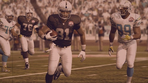 Legacy Pack Brings The AFL To Madden 10