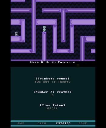 VVVVVV Spells Victory for the Final Nintendo Download of 2011