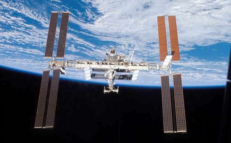 NASA Airing High Def Tour of the ISS Today and Tomorrow