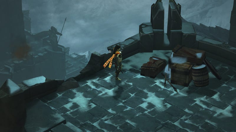 Diablo III on PS3 Will Have Uncharted and Journey-Themed Loot