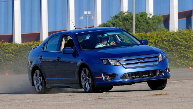2010 Ford Fusion: First Drive