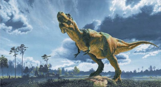 The most terrifying meat-eating dinosaurs suddenly went vegetarian