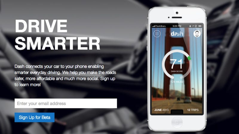 New Apps Let You Track Your Own Driving, If That's What You Want