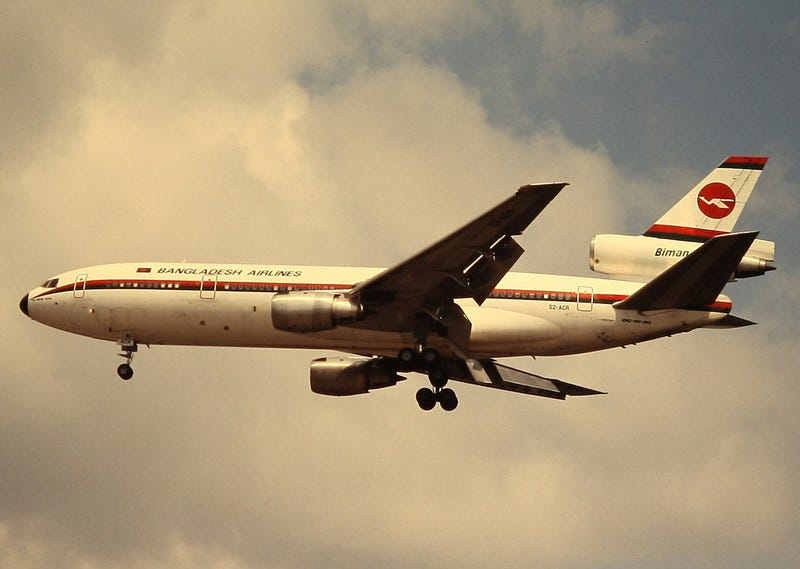 Why You Shouldn't Weep For Retired Airliners