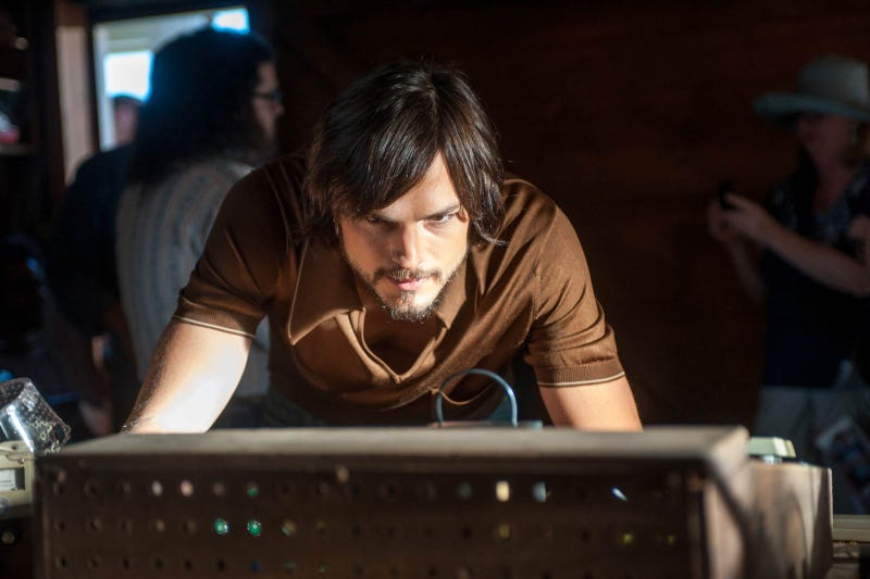 Jobs Movie Review: A Sadly Appropriate Metaphor