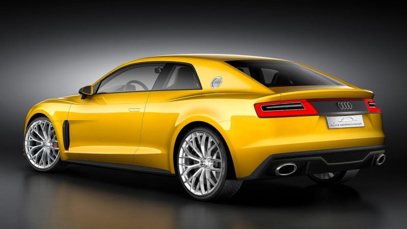 Here's What Audi Might Do To Build The Fantastic Sport Quattro